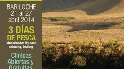 Fiesta Nacional de la Trucha del 21 al 27 de abril, San Carlos de Bariloche