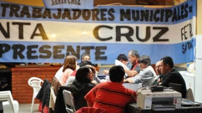 FETRAM Santa Cruz presentó al Gobierno su pedido de incremento salarial
