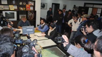 Santa Cruz: FETRAM anunció que el miércoles se reúne con el Gobierno provincial