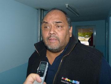 Roberto Vera, secretario general del SEM de 28 de Noviembre.