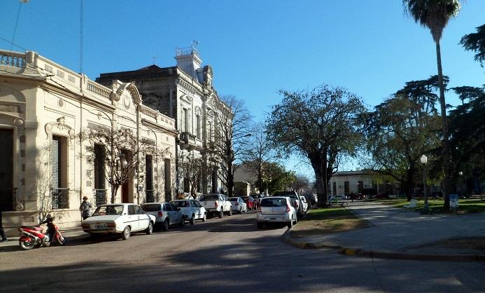 Plaza-Municipalidad
