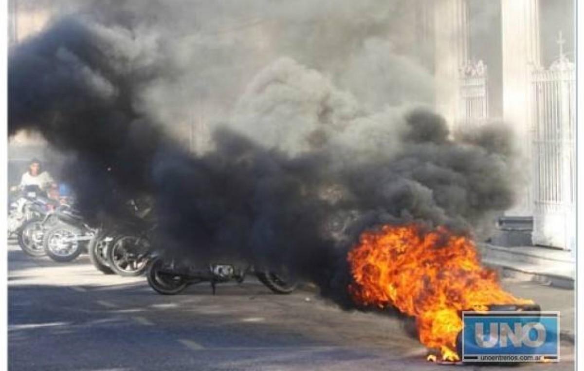Paraná: La exconducción del Suoyem deberá presentarse a trabajar