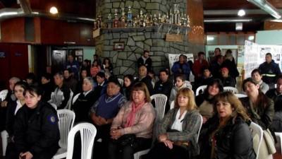 El SOyEM Bariloche rindió un emotivo homenaje a los empleados municipales