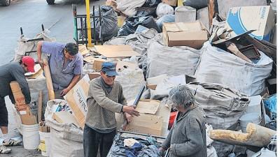 En Río Cuarto harán un censo de cartoneros para conocer sus necesidades