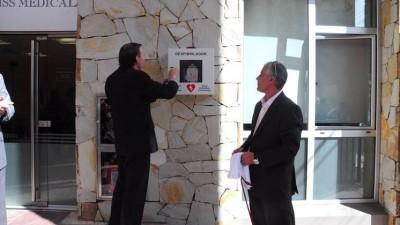 Salta ya cuenta con cuatro desfibriladores ubicados en zonas turísticas