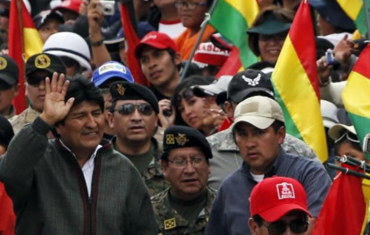 La economía boliviana, una de las que más crece en la región