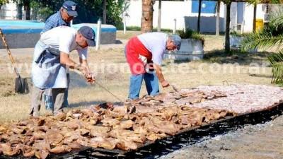 8ª Fiesta Provincial del Matambre. Vila. Santa Fe