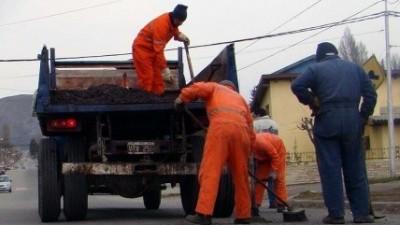 Empleados municipales de Jesús María se declararon en alerta y movilización