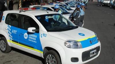 Bahía BLanca: Polémica por cámaras en autos de la Guardia Urbana