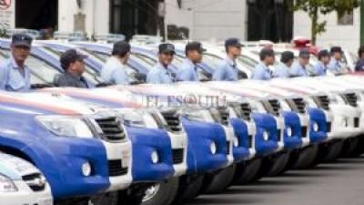 El massismo Catamarqueño impulsa la creación de Policías Municipales