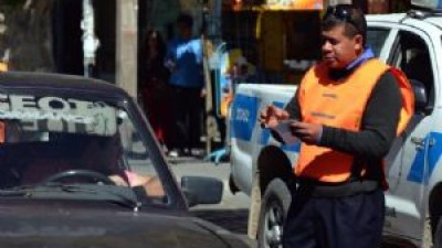 San Martín anunció que este mes sus agentes podrán imponer multas