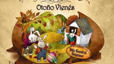 Fiesta de la Masa Vienesa, del 17 al 20 de abril, Villa General Belgrano