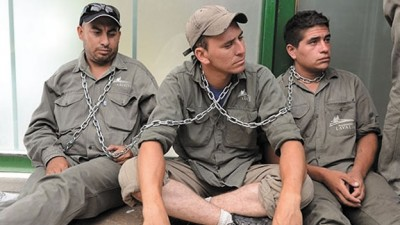 Otra vez conflictos en Lavalle por el despido de cinco municipales