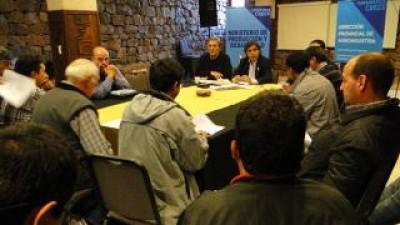 Catamarca: Reunión con ganaderos e intendentes del Oeste por el plan agroindustrial