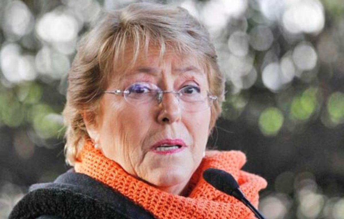 Bachelet envía al Congreso chileno su proyecto de reforma educativa