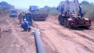Reuniones para derivar gas natural desde Chumbicha a los departamentos del Oeste