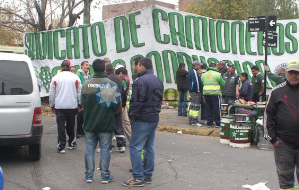 Advierten por paro nacional por el conflicto de la basura en Quilmes