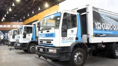 Acuerdo por el conflicto de la recolección de basura en Quilmes