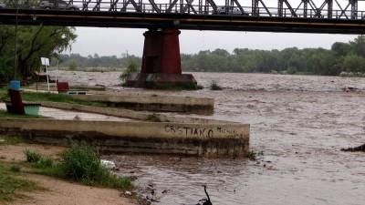 Río Cuarto: Concejales insisten con que la Provincia abra la discusión sobre el estado del río