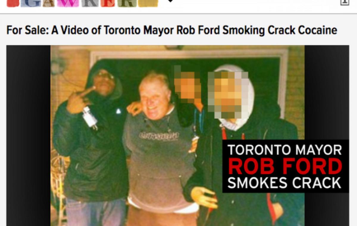 El alcalde de Toronto deja el cargo por problemas con las drogas y el alcohol