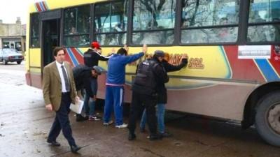 Más polémica: Mar del Plata se suma a las requisas a pasajeros de colectivos