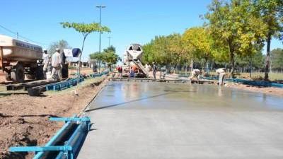 Morteros utilizará los fondos de la tasa vial para reparar calles de tierra y repavimentar
