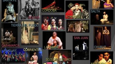 Jujuy, 29º Fiesta Nacional del Teatro, del 2 al 11 de mayo