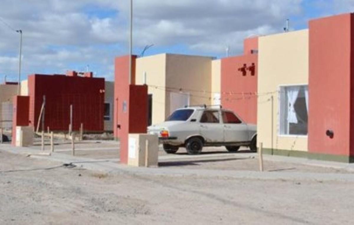 En Trelew hay 33 cooperativas de auto construcción y emplean a 600 personas