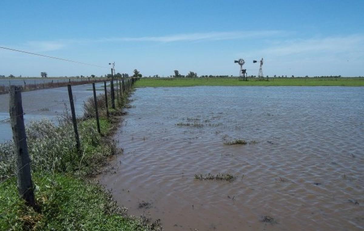 Iniciarán obras para evitar inundaciones conjuntamente entre Córdoba y Santa Fe