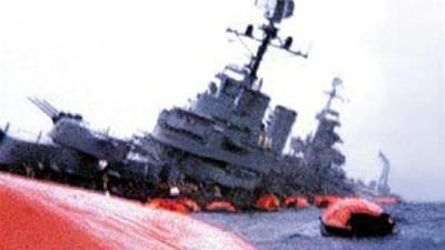 La Armada recuerda a las víctimas del hundimiento del crucero General Belgrano