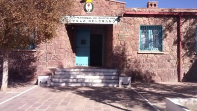 Una escuela quiaqueña ya cuenta con gas natural
