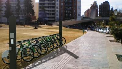 """Abren el juego en Córdoba para crear un sistema de transporte en """"bici"""""""