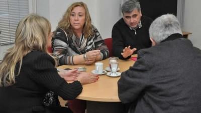 Rawson: «Los empleados municipales merecen trabajar en condiciones dignas»
