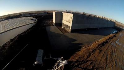 Avanzan las obras para optimizar el servicio de agua potable en Río Grande