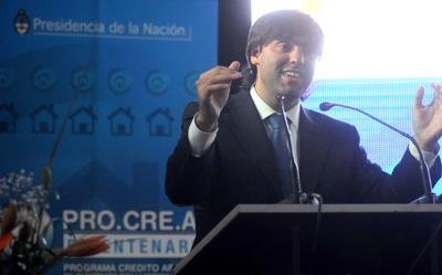 Diego Bossio, titular de la Anses, se refirió al impacto de los planes de ese organismo en Mar del Plata.