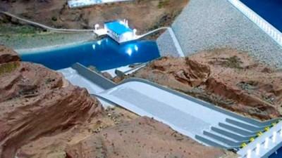 Neuquén: La represa de Chihuido creará un lago que será la tercera parte del Nahuel Huapi