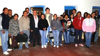 Fortalecen administraciones municipales del interior de Jujuy