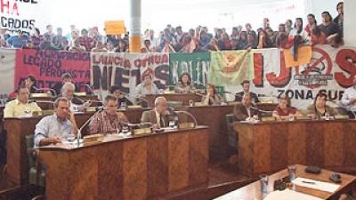 La municipalización de la recolección de la basura ya se debate en Lomas