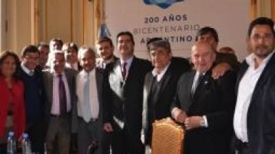 Intendentes riojanos ratificaron su pleno alineamiento a LBH y CFK