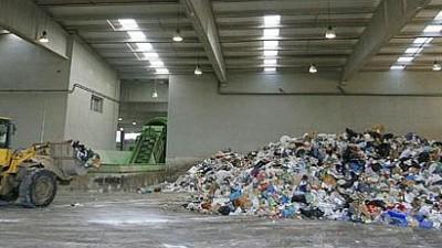 Córdoba: El traslado de la basura