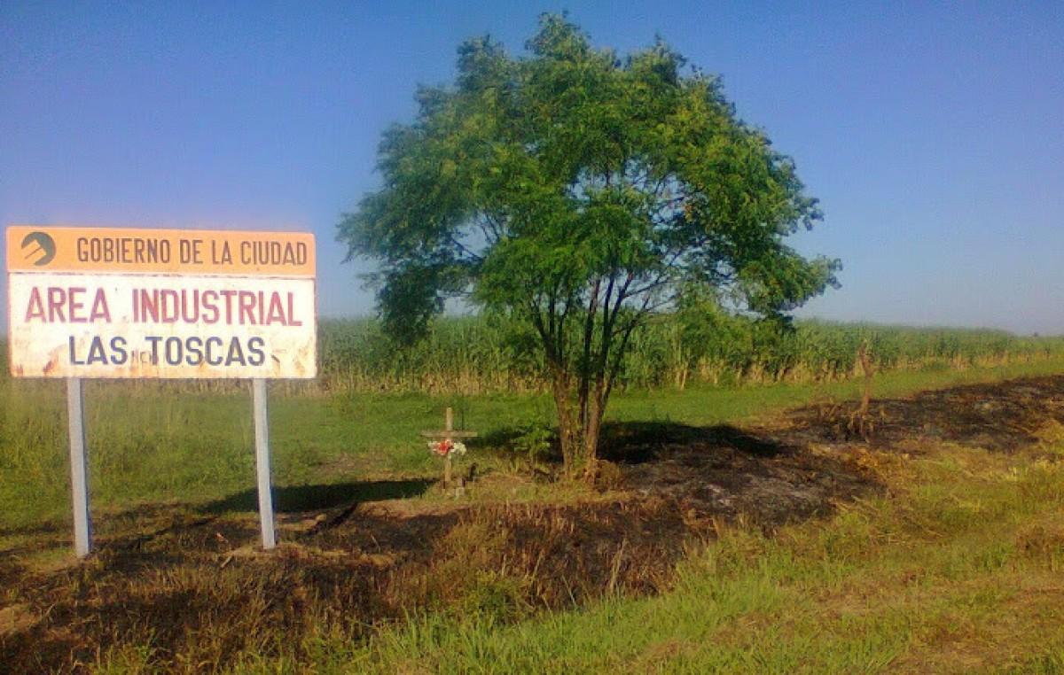 """Las Toscas: """"El área industrial es eje de este gobierno"""""""