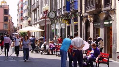 Entrerrianos irán a España para observar centros comerciales a cielo abierto