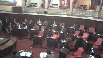Dura pulseada en el Senado bonaerense por las policías municipales