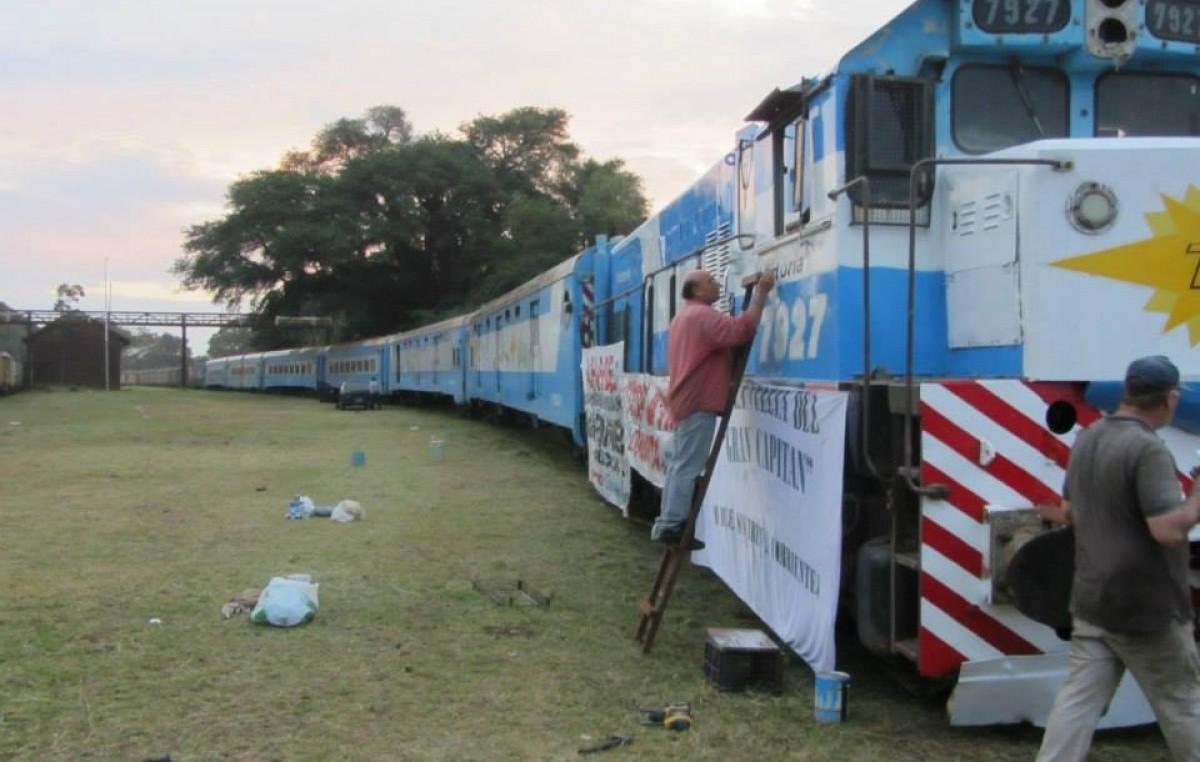 Corrientes: Nuevos aires alimentan la esperanza de que regrese el tren Gran Capitán