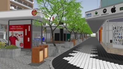 Río Tercero: nuevo proyecto para remodelar el centro