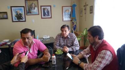 Santa Cruz: Nuevo encuentro de intendentes del PJ