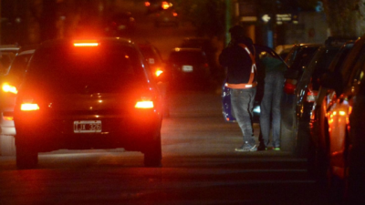 """Córdoba: Los conductores se sienten rehenes de los """"naranjitas"""""""