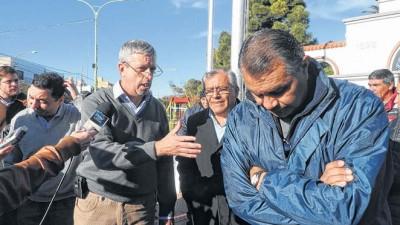 Punta Alta: Municipales continúan con el paro por tiempo indeterminado