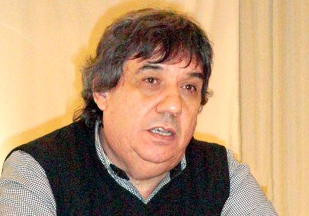 """Rubén """"Cholo"""" García, Secretario General de la FESIMUBO"""