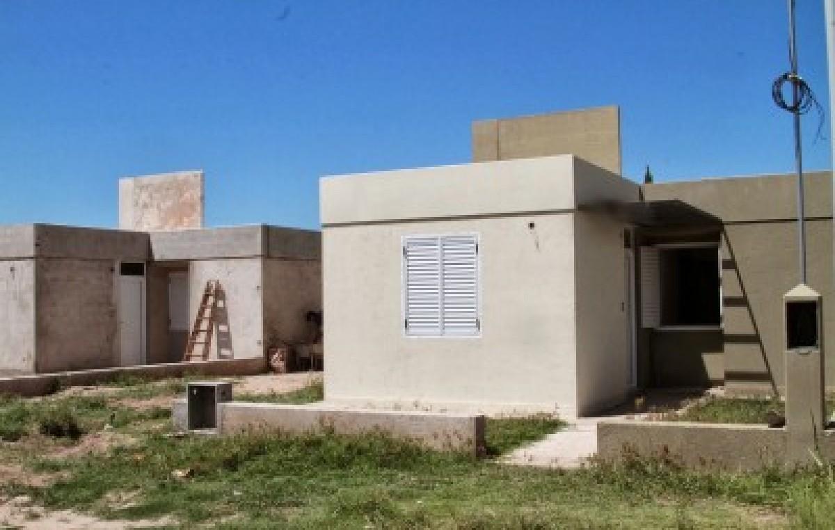 Anuncian que el 25 de mayo se inaugura el primer barrio en Río Cuarto
